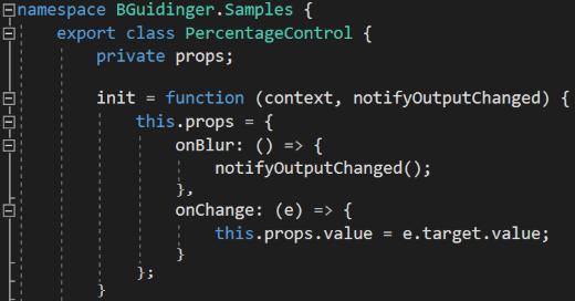 Bob Guidinger | Custom Controls Framework - Introduction
